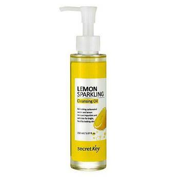 Газированное гидрофильное масло Secret Key Lemon Sparkling Cleansing Oil