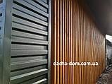 Дачный каркасный дом 6 на 8 - комбинированный., фото 10