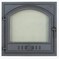 ДВЕРЦА КАМИННАЯ ЛЕВАЯ SVT 406 (500x500)