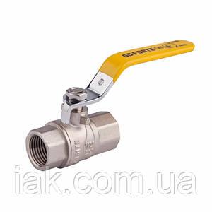 "Кран шаровой SD Forte 1/2"" ВР для газа (ручка)"