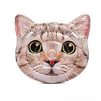 """Пляжный надувной матрас-плот Intex """"Котик"""" (58784)"""
