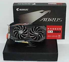 Видеокарта AORUS Radeon RX570 4GB GDDR5 256-Bit