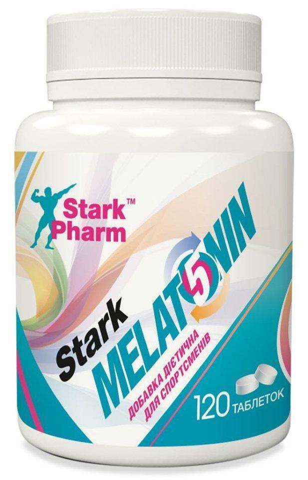 Melatonin 5 мг Stark Pharm 120 таблеток