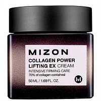 Коллагеновый лифтинг-крем для разглаживания морщин Mizon Collagen Power Lifting EX Cream, фото 1