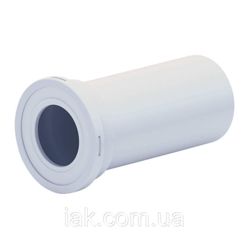 Отвод для унитаза ANI Plast W1220 прямой 250 мм