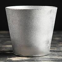 Форма хлебопекарная для кулича, формы для выпечки кулича и кекса алюминий 400мл, алюминиевая форма