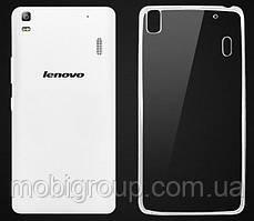 Чехол силиконовый прозрачный для Lenovo A7000 (K3 Note), 0.5mm