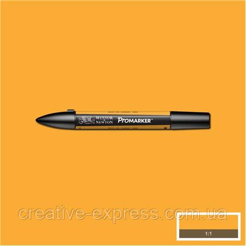 Маркер двухсторонній, Promarker, Золото (О555), W&N