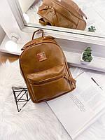 Классический городской рюкзак для стильных девушек чёрный КАЧЕСТВО ОТЛИЧНОЕ