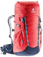 Туристический детский рюкзак Deuter Climber красный 22 л