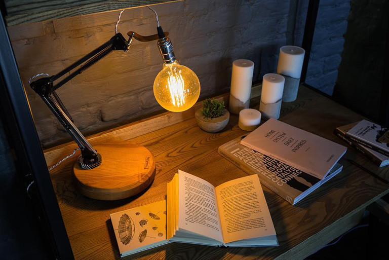 Настільна лампа Pride&Joy Лофт