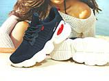 Женские кроссовки BaaS Trend System - 2 синие 38 р., фото 4