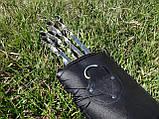 Чехол для шампуров на 700 мм, прочный и надежный КИРЗА, фото 3