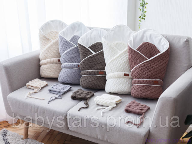 вязанный наборы для новорожденных