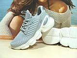 Кроссовки женские BaaS Trend System - 2 серые 36 р., фото 5