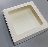 Упаковка для пряників і печива 200*200*35, фото 4