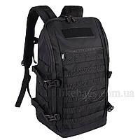 Черный рюкзак армейский, фото 1