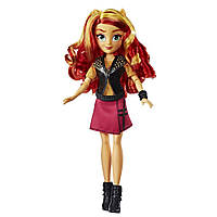 Кукла 29 см Пони Сансет Шиммер My Little Pony Sunset Shimmer Hasbro E0631