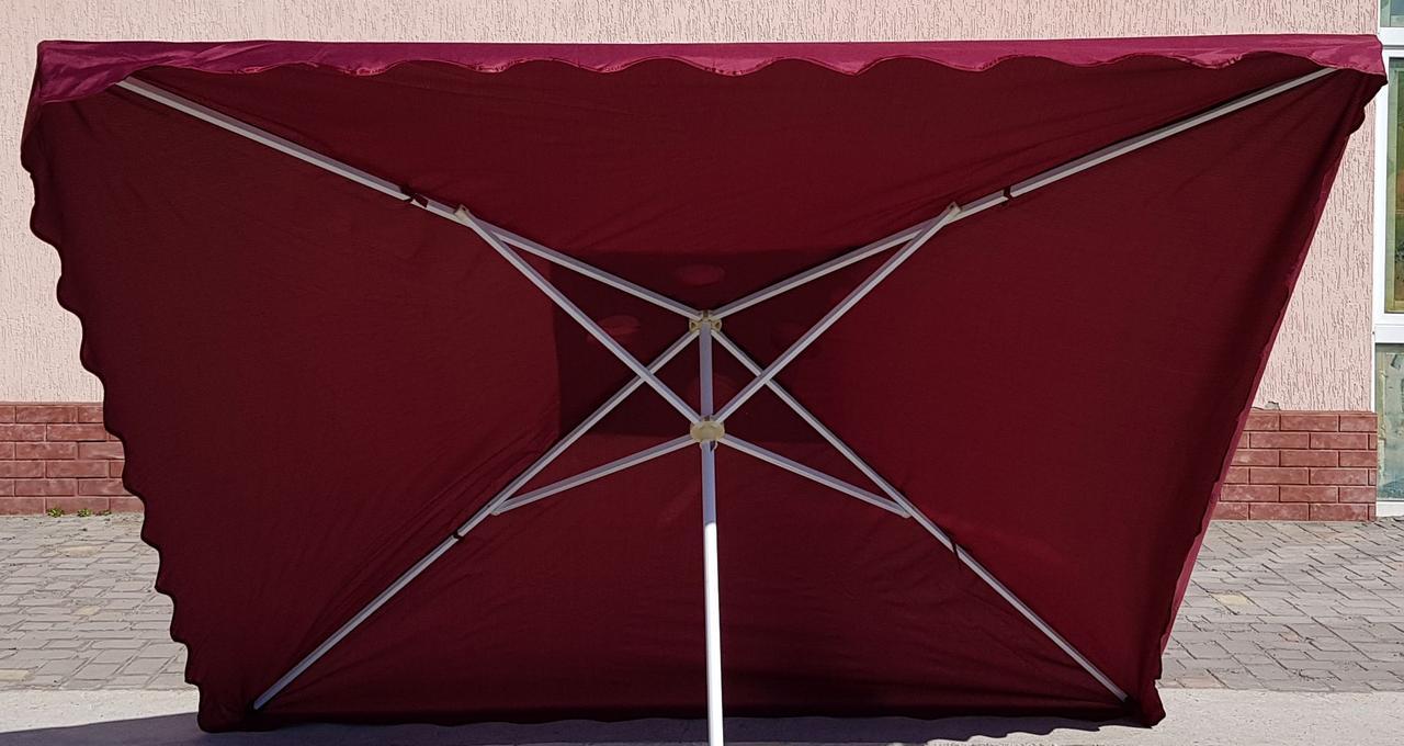 Зонт садовый торговый  Sansan Umbrella 002K  2,5м х 2,5м