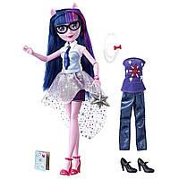 Набор 2в1 Кукла Пони Твайлайт Спаркл много стилей My Little Pony Hasbro E2745