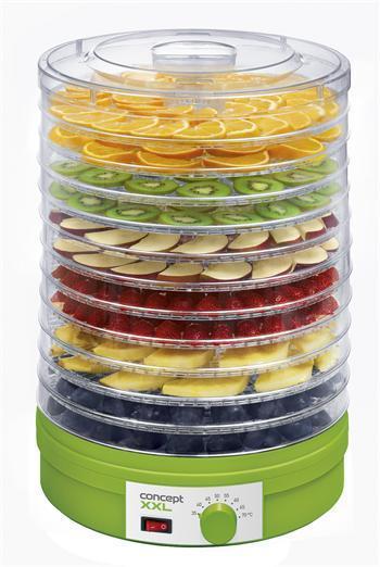 Сушилка для фруктов Concept SO-1025 XXL