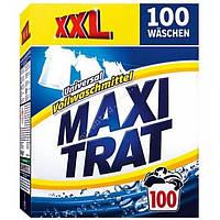Стиральный порошок  Maxi Trat XXL универсальный 6 кг 100 стирок