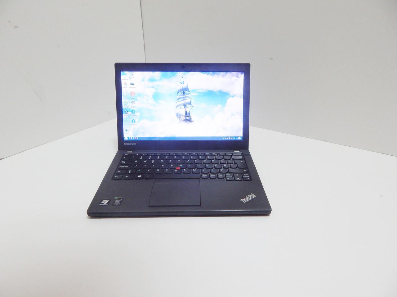 """Ноутбук с двумя батареями!!! Lenovo ThinkPad X240 12,5"""" LED i5-4200U 2,9 Ghz /4/128 SSD/WEBCAM/intel HD 4400"""