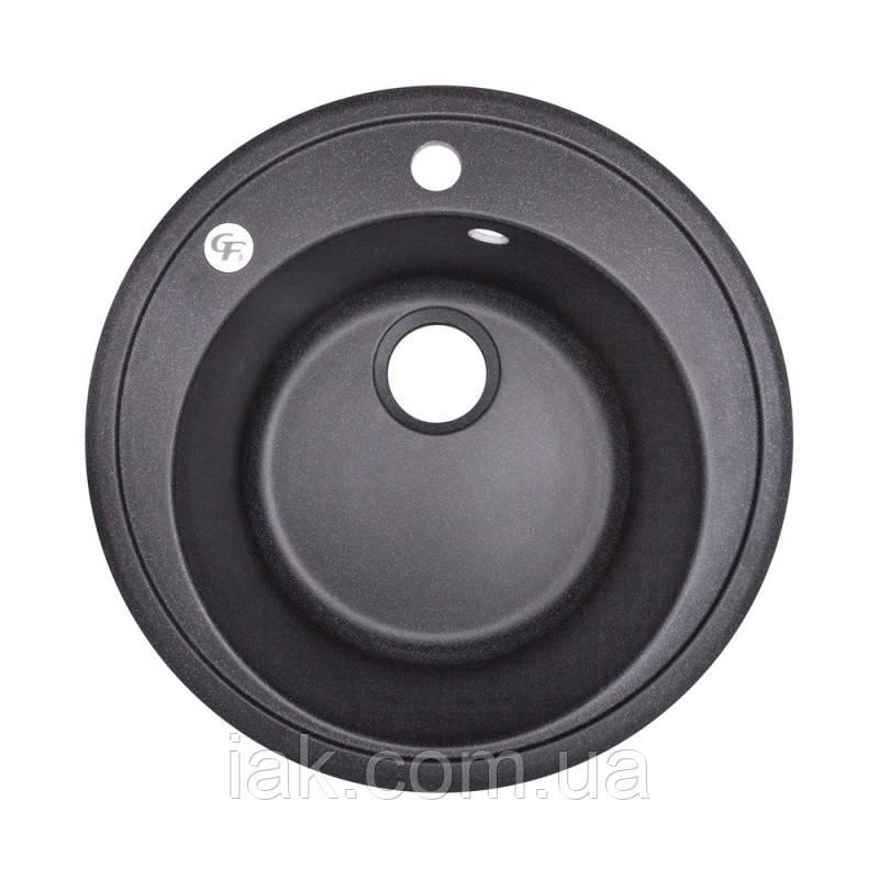Кухонная мойка GF D510/200 BLA-03 (GFBLA03D510200)