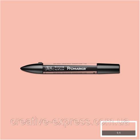 Маркер двухсторонній, Promarker, Персиковый мягкий (O138), W&N