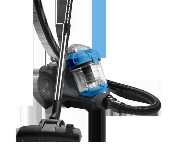 Пылесос Concept VP-5210, мощность 700Вт, инновационная щетка ECO, Turbo Brush, HEPA фильтр