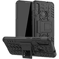 Чехол Armor Case для Motorola Moto E6 Plus Black