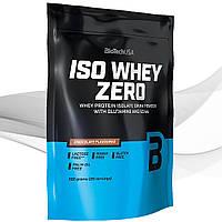 Протеин изолят BioTech IsoWhey Zero Lactose Free500 g ізолят протеїн без лактози