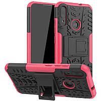 Чехол Armor Case для Motorola Moto E6 Plus Rose