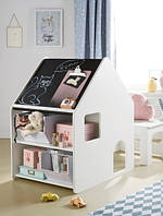 Парта и стульчик - комплект детской мебели для детского творчества и развития