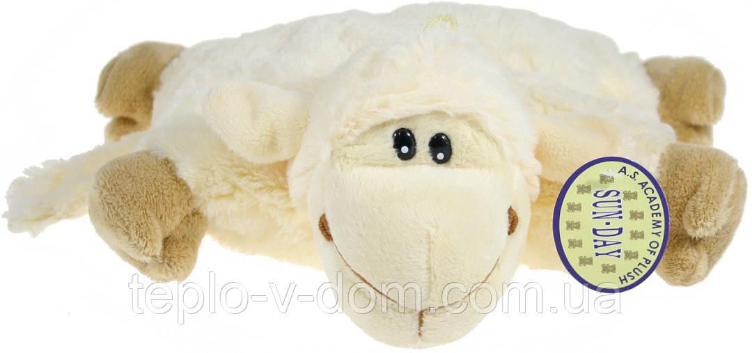 Игрушка-подушка Овца 33х27см
