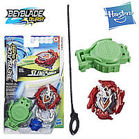 Бейблейд Ахилес 4 Hasbro Beyblade Turbo Slingshock Z Achilles A4 E4728