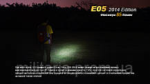 Ліхтар ручний Fenix E05 XP-E2 R3 чорний, фото 3