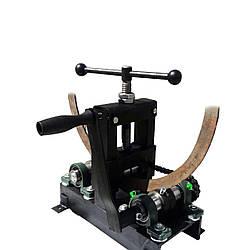 Трубогибочный станок ТПМ-1 ручной.Профилегибочный станок.