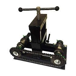 Ручной трубогиб ТПМ-4.Профилегибочный станок.