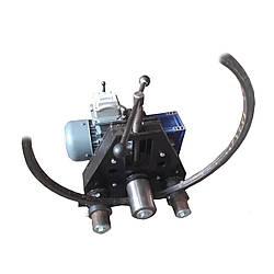 Трубогибочный станок ТПВ-4 с электроприводом.Профилегиб электромеханический.