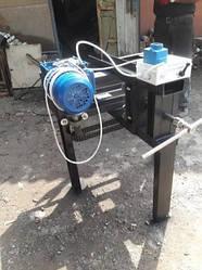 Профилегибочный станок ТПГ-5 с электроприводом.Электротрубогиб