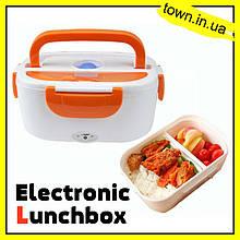 Ланч-бокс з підігрівом від прикурювача - Electric lunch box