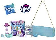 Набор Пони Рарити в сумке 14 аксессуаров Hasbro My Little Pony Rarity E5018