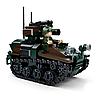 Конструктор Sluban M38-B0750 Army Армия Бронетранспортёр 245 деталей, фото 5