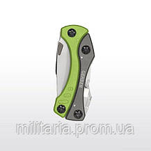 Мультитул Gerber Crucial Tool зелений коробка, фото 3