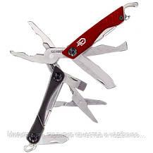 Мультитул Gerber Dime Micro Tool червоний, фото 3