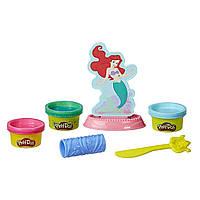 Набор Плей-До Ариель Русалочка Hasbro Play-Doh Disney Princess Ariel E3435