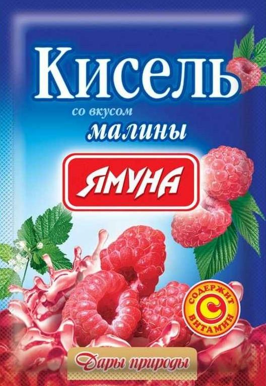 Кисель вкус Яблочно - Вишнёвый  180 грамм