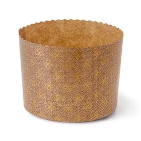 Форма для випікання паски паперові 110 х 85, упаковка 2200 шт