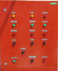 Пульт управления насосной станцией пожаротушения